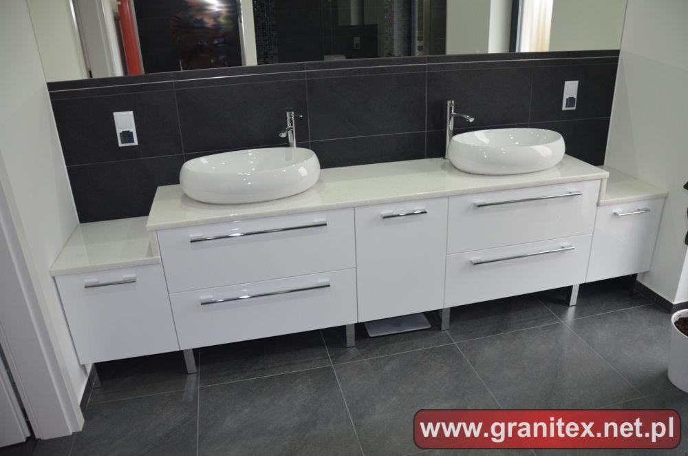 Granitex Galeria Blaty łazienkowe Granitowe I Marmurowe