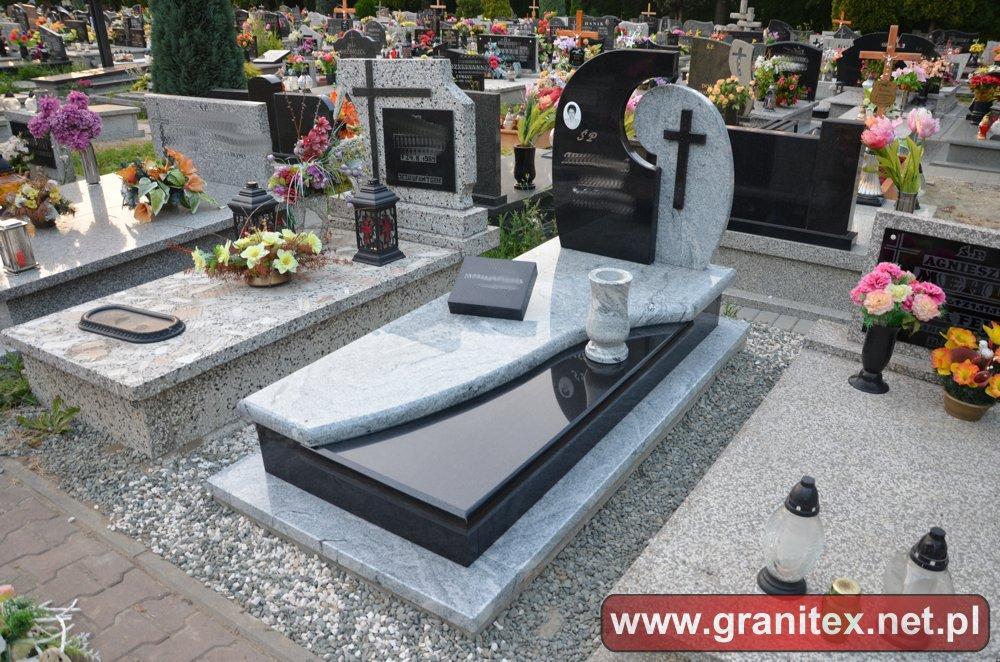 Granitex Galeria Nagrobki Pojedyncze